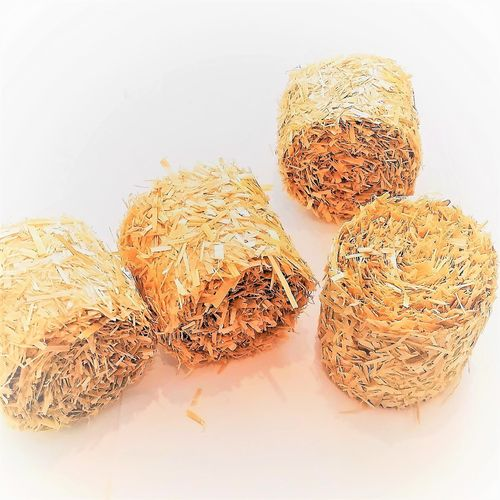 ROUND STRAW BALES - Scale 1:32 - Pack of 4