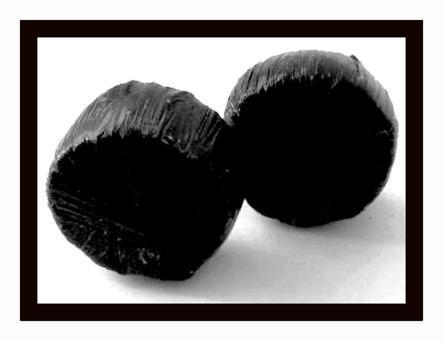 Black Wrap Round Bales - Pack of 2