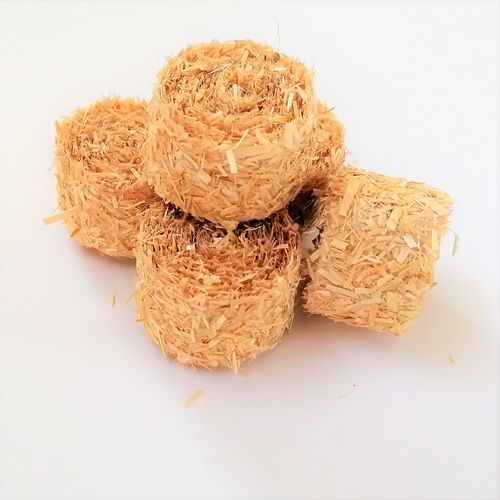 ROUND STRAW BALES - Scale 1:43 - Pack of 4