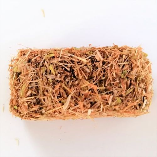 RECTANGULAR HAY BALES - Scale 1:43 - Pack of 4