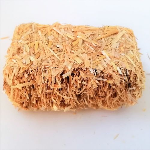 RECTANGULAR STRAW BALES - 1.43 - Pack of 4