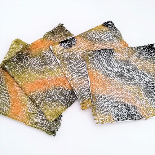 TEMPERATE 5'' CAMOUFLAGE NET - Pack of 4