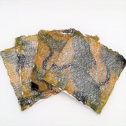 TEMPERATE 7'' CAMOUFLAGE NET - Pack of 4